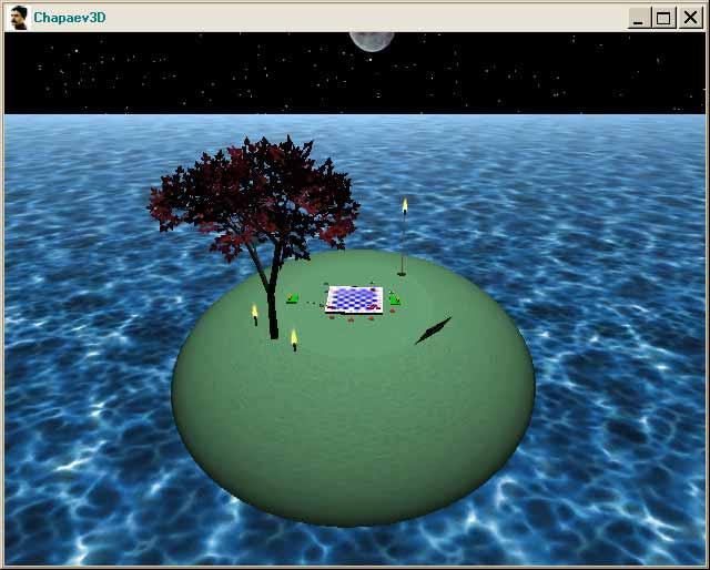 Чапаев 3D v0.07 Freeware